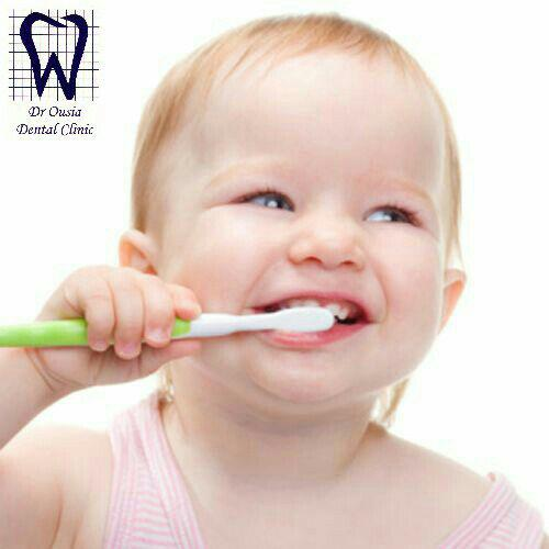 دندان های شیری کودک