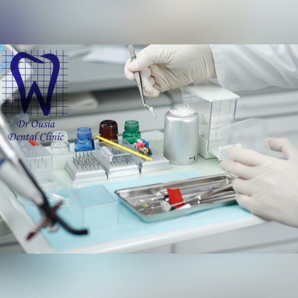 مطب دندان پزشکی دکتر اوصیاء