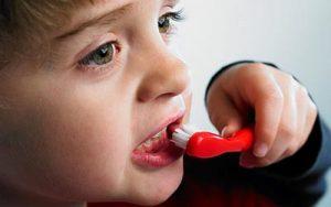 مراقبت از دندان های کودک
